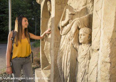 Römisches Stelengrabmal