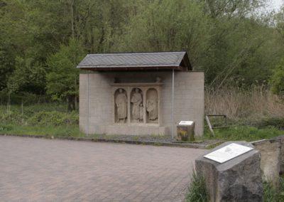 Römisches Stelengrab