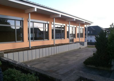 Pellenzhalle/Spiegelsaal